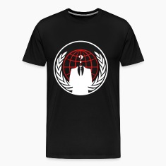 Anon Logo - TWO COLOR VECTOR T-Shirts