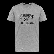 T-Shirts ~ Men's Premium T-Shirt ~ Cosgrove 76