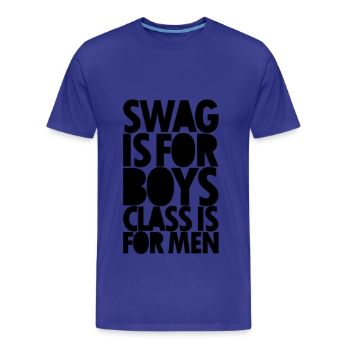 Swagg - Men's Premium T-Shirt