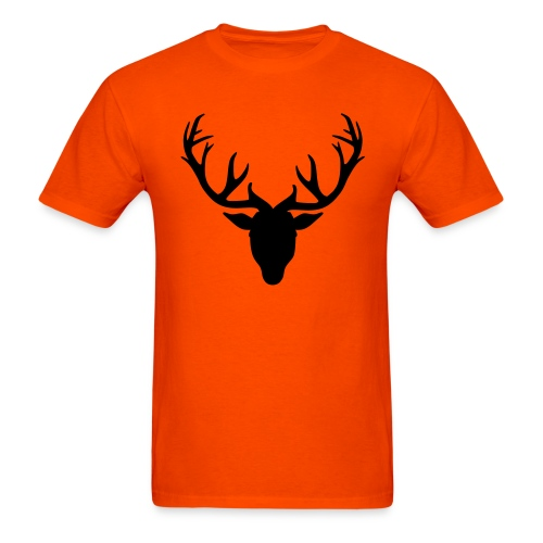 Elk Silhouette - Men's T-Shirt