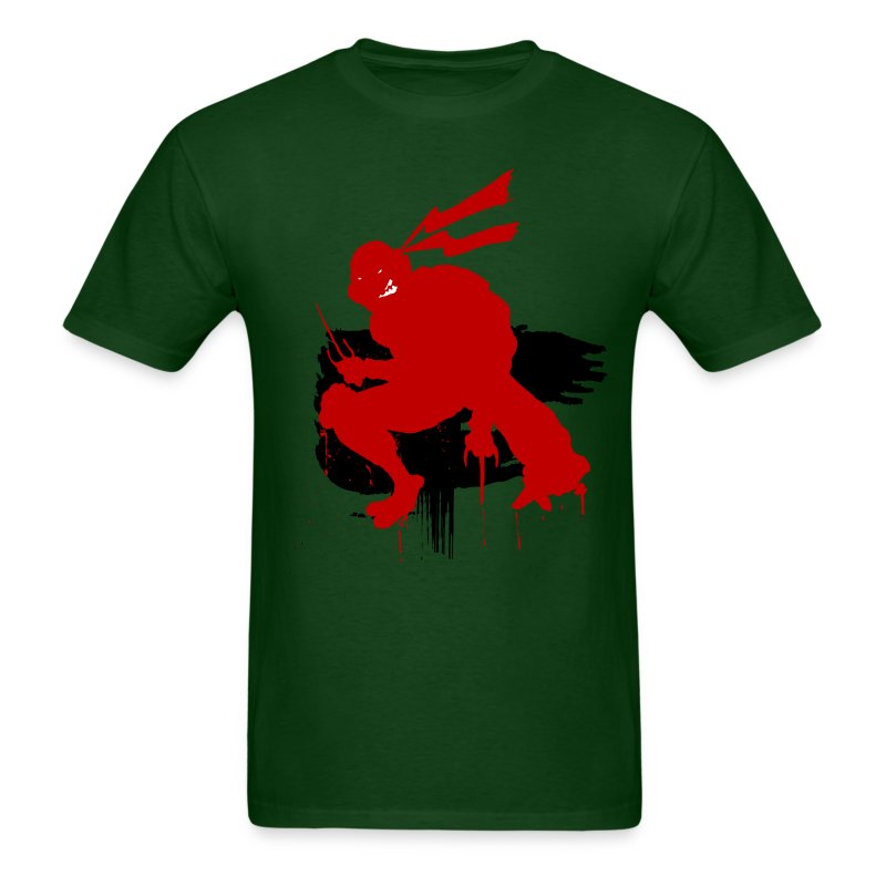 Red Turtle - Men's T-Shirt