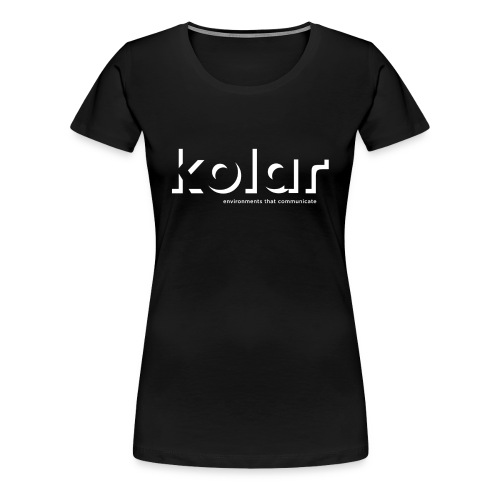 Kolar Women's T Shirt 2016 - Women's Premium T-Shirt