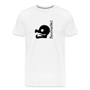 Manny logo t-shirt - Men's Premium T-Shirt
