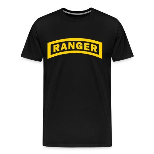 U.S. Army Ranger Logo - Men's Premium T-Shirt