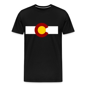 Vintage Colorado - Men's Premium T-Shirt