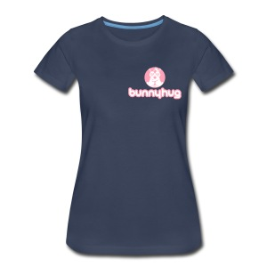 Women's Trecento T with BunnyHug Logo - Women's Premium T-Shirt