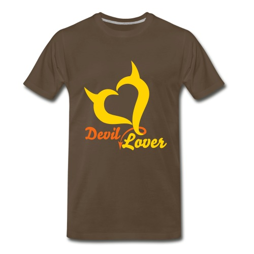 Devil Lover - Men's Premium T-Shirt