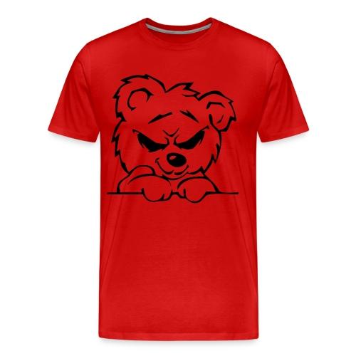 Naughty Bear Mens Tee - Men's Premium T-Shirt