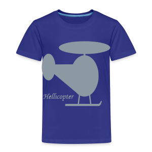 Hellicopter - Toddler Premium T-Shirt