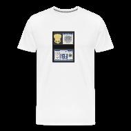 T-Shirts ~ Men's Premium T-Shirt ~ Castiel Also FBI