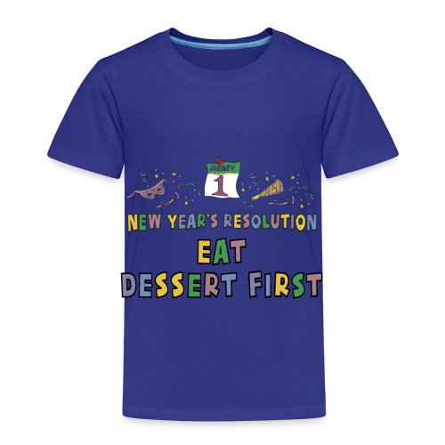 New Year's Party - Toddler Premium T-Shirt