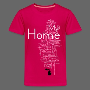 My Home - Kids' Premium T-Shirt
