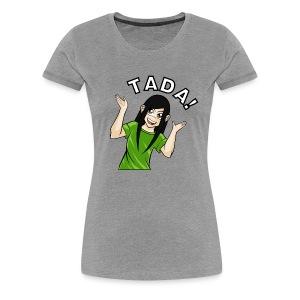 TADA! Classic Tee - Women's Premium T-Shirt