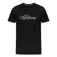 T-Shirts ~ Men's Premium T-Shirt ~ Official Soul Symphony T-shirt