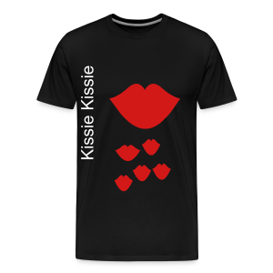 Kissie Kissie - Men's Premium T-Shirt