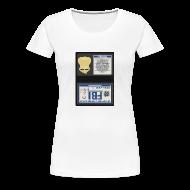 Women's T-Shirts ~ Women's Premium T-Shirt ~ Castiel Also FBI