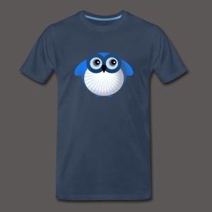 BLUE OWL - Men's Premium T-Shirt