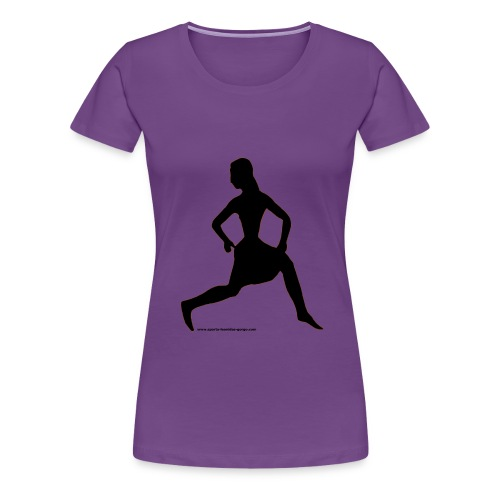 Spartan women - Women's Premium T-Shirt