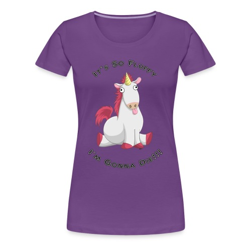Woman's Classic Shirt - SoFluffy - Women's Premium T-Shirt