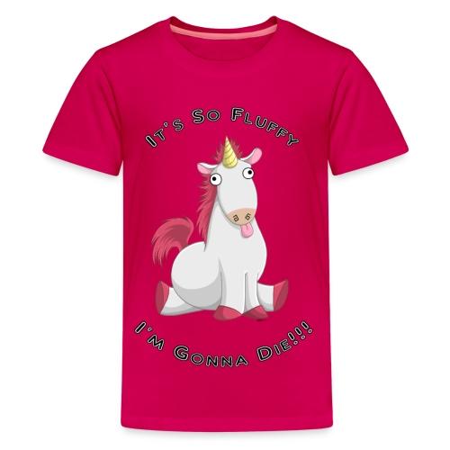 Kid's Shirt - SoFluffy - Kids' Premium T-Shirt