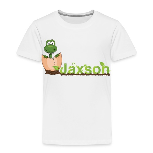 Jason's Tee - Toddler Premium T-Shirt