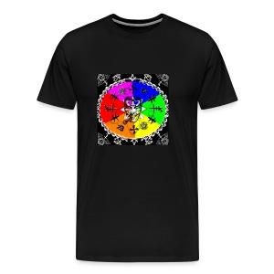 Discordian Subgenii - Men's Premium T-Shirt