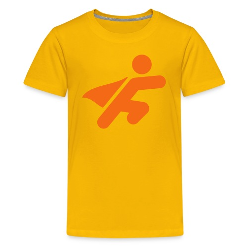 Kid's Superhero Shirt - Kids' Premium T-Shirt