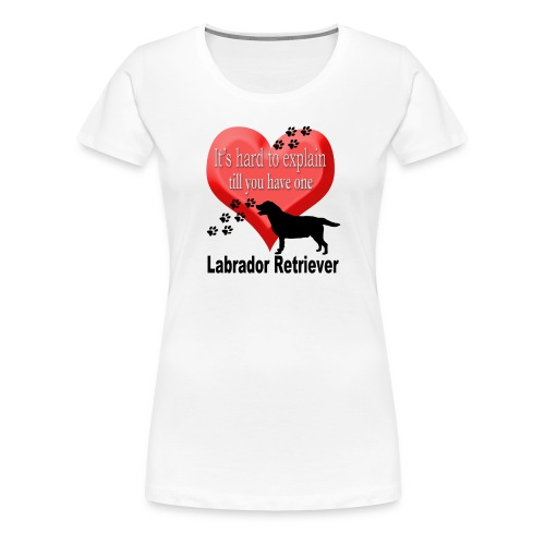 Lab Love Women Tee Shirt - Women's Premium T-Shirt