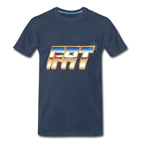 FAT new - Men's Premium T-Shirt