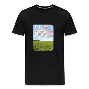 Oh My Me! I Left Pot Everywhere! - Men's Premium T-Shirt