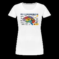 T-Shirts ~ Women's Premium T-Shirt ~ Article 11283328