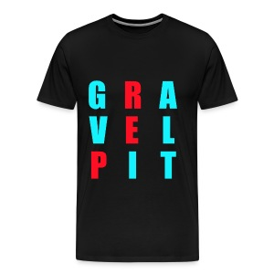 Rep The Gravelpit - Men's Premium T-Shirt