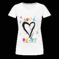 Women's T-Shirts ~ Women's Premium T-Shirt ~ Let's Du-et!