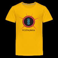 Kids' Shirts ~ Kids' Premium T-Shirt ~ Posthuman: Kids Tee