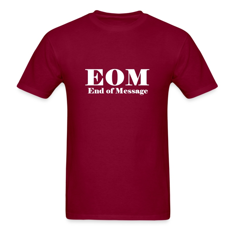 EOM - Men's T-Shirt