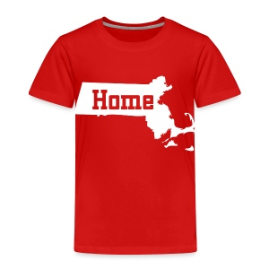 Massachusetts Home - Toddler Premium T-Shirt