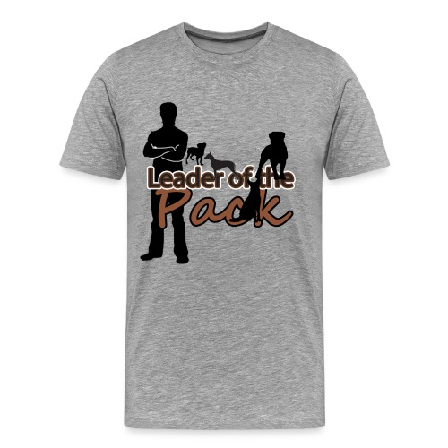 Leader of the Pack - Men's Premium T-Shirt