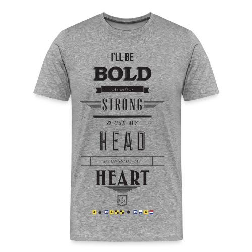 Men's I Will Wait - Men's Premium T-Shirt