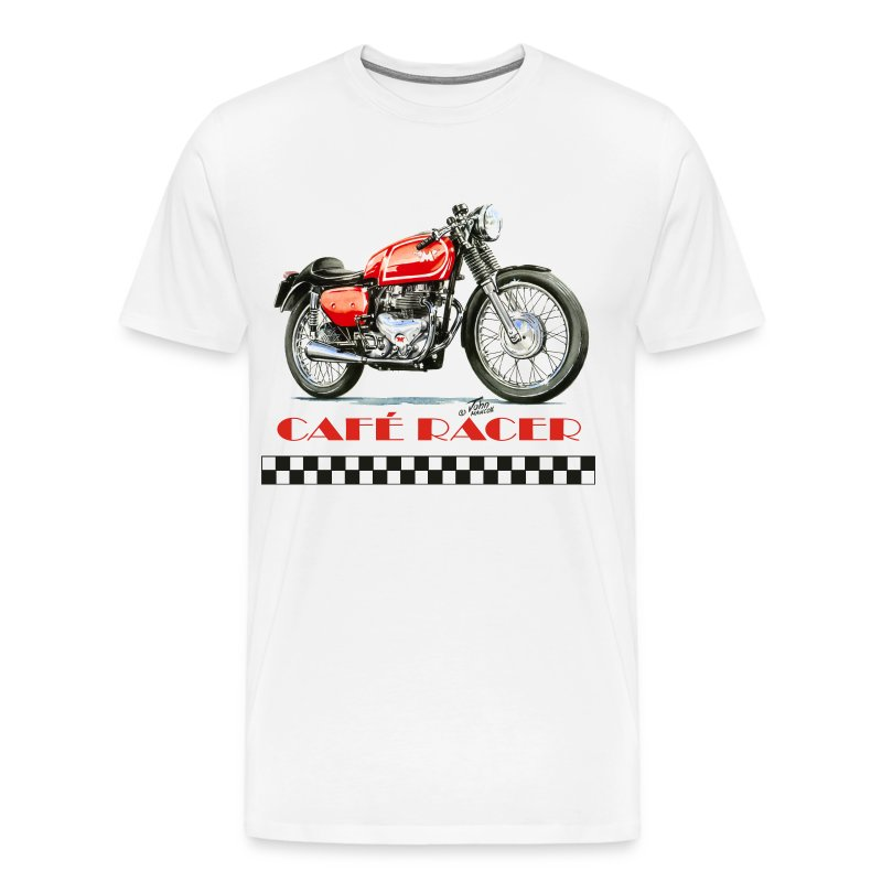 Cafe Racer - Matchless G11 - Men's Premium T-Shirt