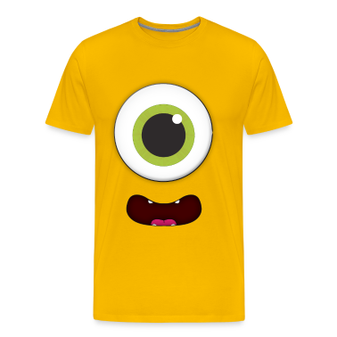 monster.png T-Shirts