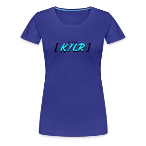 R!na's K!LR clan design - Women's Premium T-Shirt