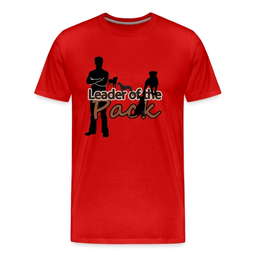 Leader of the Pack - Men's Premium T-Shirt