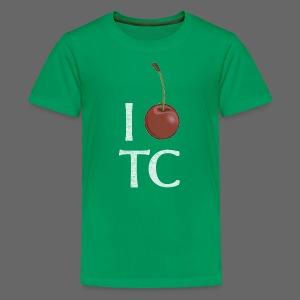 I Cherry TC - Kids' Premium T-Shirt