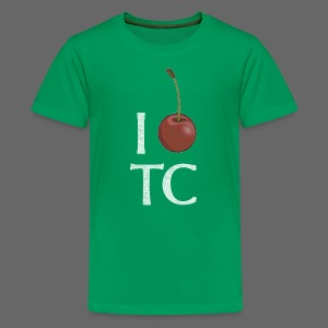 I Cherry TC - Kids' Premium T-Shirt