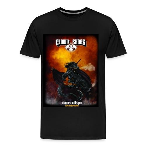 Blaecorn Unidragon Men's Short Sleeve Shirt - Men's Premium T-Shirt