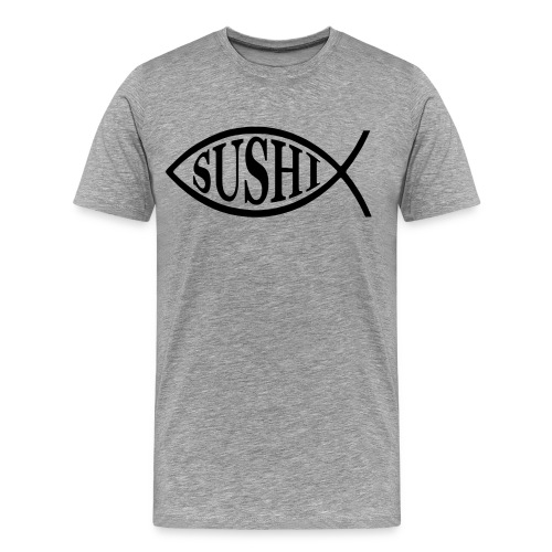 Sushi Fish - Men's Premium T-Shirt