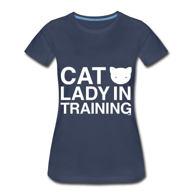 Cat Lady in Training