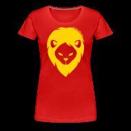 Women's T-Shirts ~ Women's Premium T-Shirt ~ Women's Gryffindor Tee
