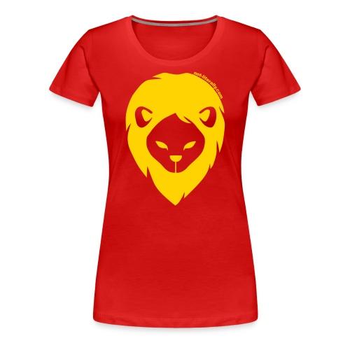 Women's Gryffindor Tee - Women's Premium T-Shirt
