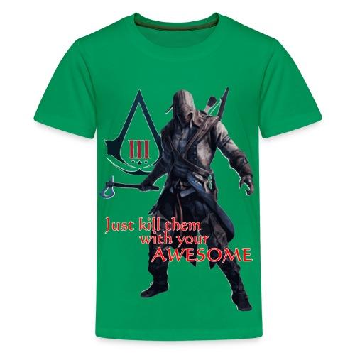 KILL HIM - Kids' Premium T-Shirt